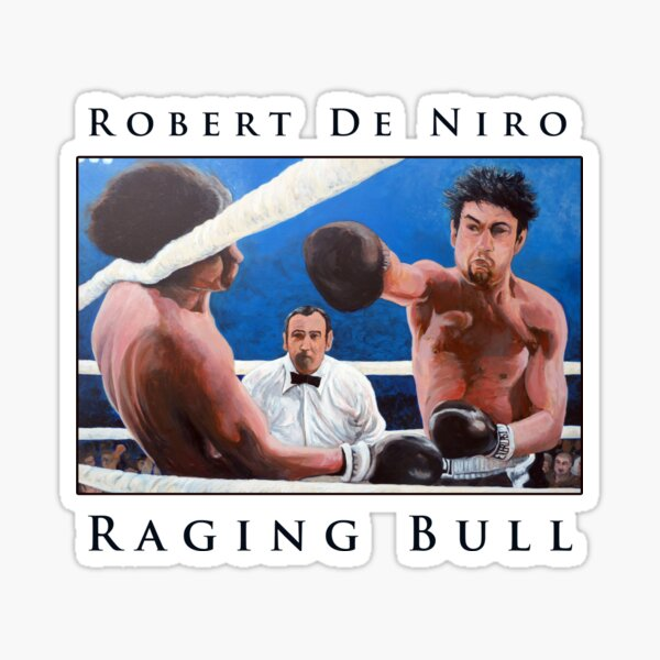 Raging Bull Sticker