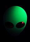 Alien by Nicklas Gustafsson