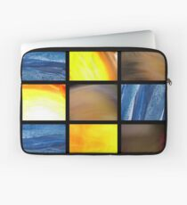 abstract polittico Laptop Sleeve