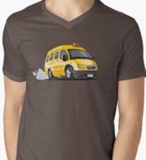 cartoon taxi bus T-Shirt