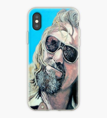 Dusted by Donny iPhone Case