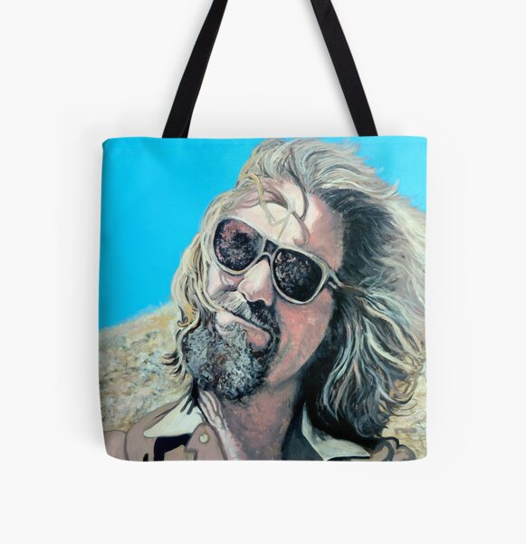 Dusted by Donny All Over Print Tote Bag