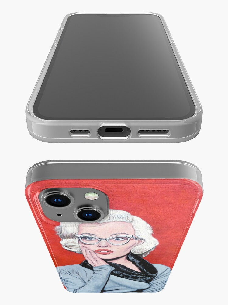 Alternate view of OMG iPhone Case