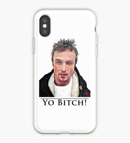 Yo Bitch iPhone Case