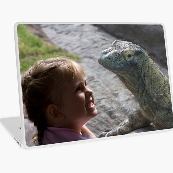 Dragons are Real! Laptop Skin