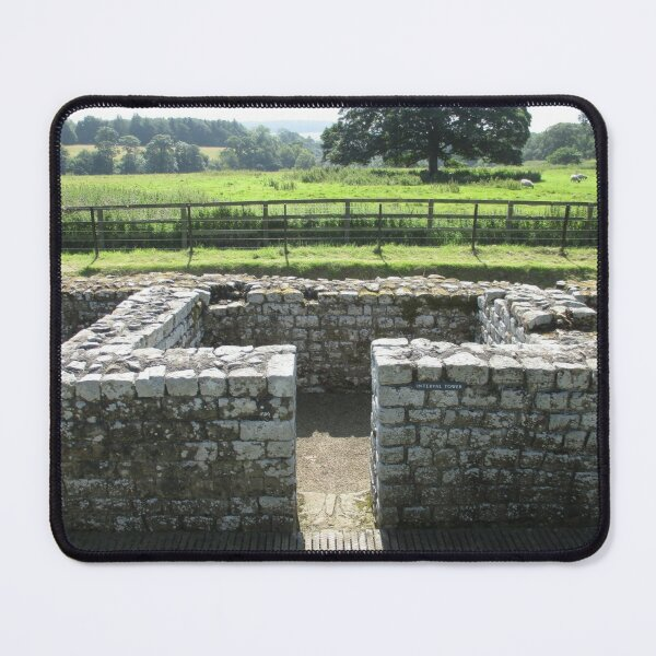 M.I. #124 |☼| INTERVAL TOWER (Hadrian's Wall) Mouse Pad