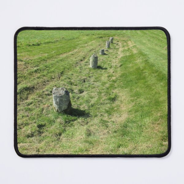 M.I. #120  ☼  Countrytide Breakers (Hadrian's Wall) Mouse Pad