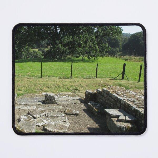 M.I. #118 |☼| Abundant Trees Beyond Rocky Remains - Shot 1 (Hadrian's Wall) Mouse Pad