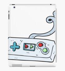 cartoon game controller iPad Case/Skin