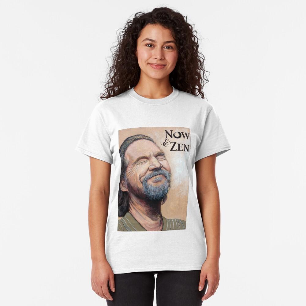 The Dude Now & Zen Classic T-Shirt