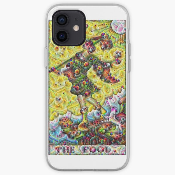 The Psychedelic Fool  iPhone Soft Case