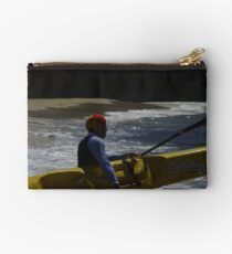 Surf and Turf Studio Pouch