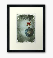 Peace on earth... Framed Print