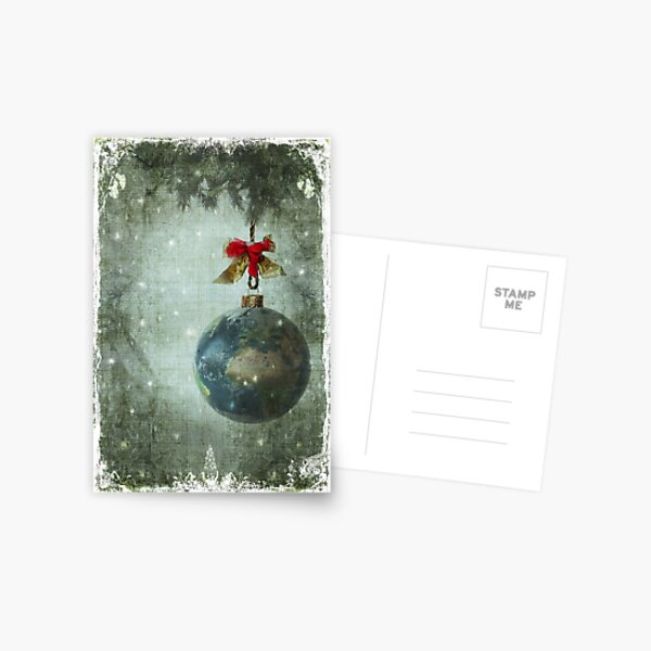 Peace on earth... Postcard