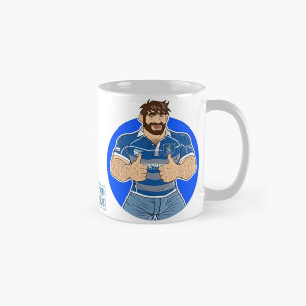ADAM LIKES RUGBY Classic Mug