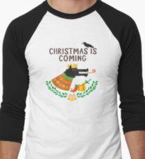 Game of Thrones Christmas, Juego de Tronos Navidad Men's Baseball ¾ T-Shirt