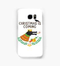 Game of Thrones Christmas, Juego de Tronos Navidad Samsung Galaxy Case/Skin