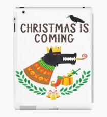 Game of Thrones Christmas, Juego de Tronos Navidad iPad Case/Skin