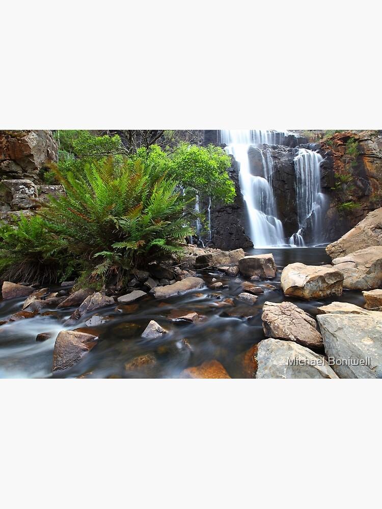 Mc Kenzie Falls, Grampians, Australia by Chockstone