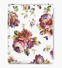 Cute Modern Spring Flower Pattern Girly Floral  iPad Case/Skin