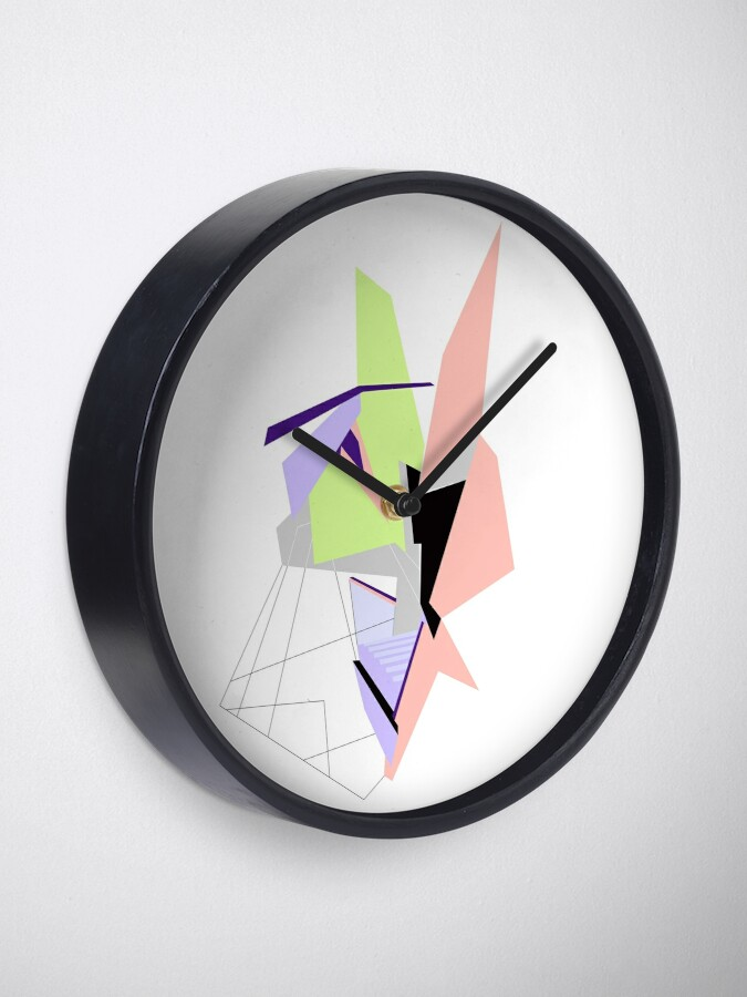 Alternate view of Abstract Geo Clock