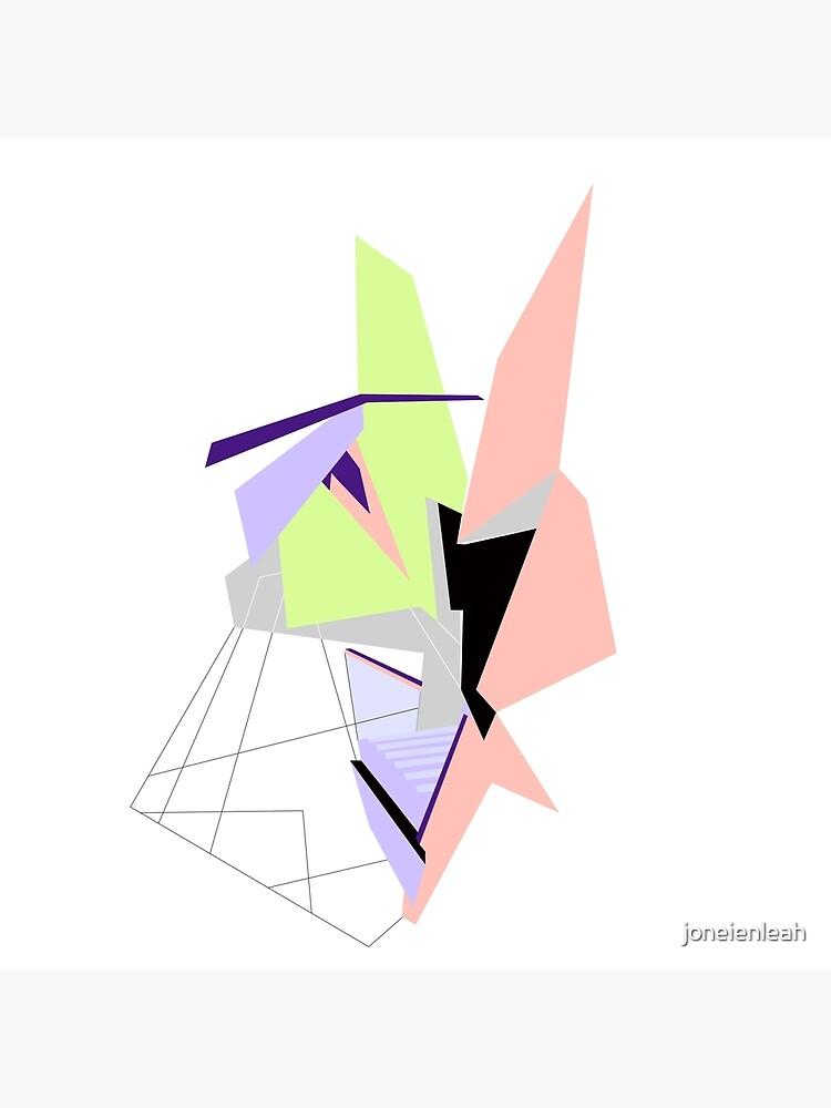 Abstract Geo by joneienleah
