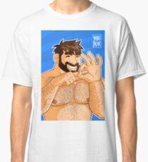 ADAM LIKES NAKED FUN Classic T-Shirt