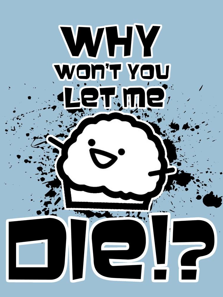 TShirtGifter presents: Death Muffin :D   Unisex T-Shirt