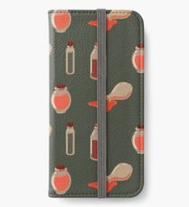 Potion Pattern iPhone Wallet/Case/Skin