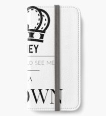 Moriarty Portrait iPhone Wallet/Case/Skin