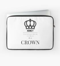 Moriarty Portrait Laptop Sleeve