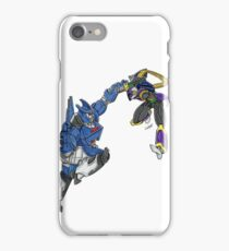 Galvatron Vs. Vile iPhone Case/Skin