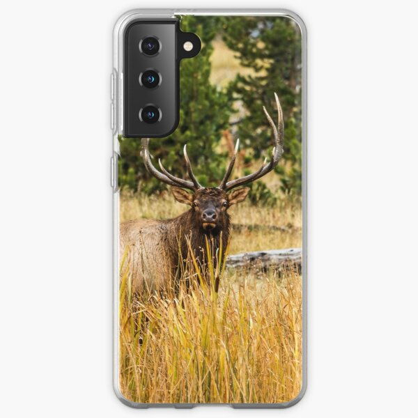 LOOKING OUT Samsung Galaxy Soft Case