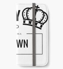 Moriarty Landscape  iPhone Wallet/Case/Skin