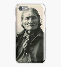 Geronimo - Apache iPhone Case/Skin