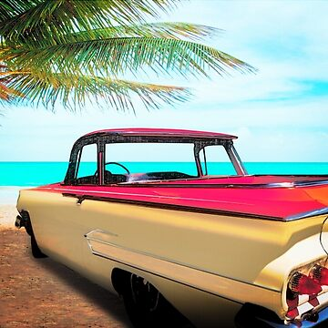 1960 El Camino 1st Generation by ChasSinklier