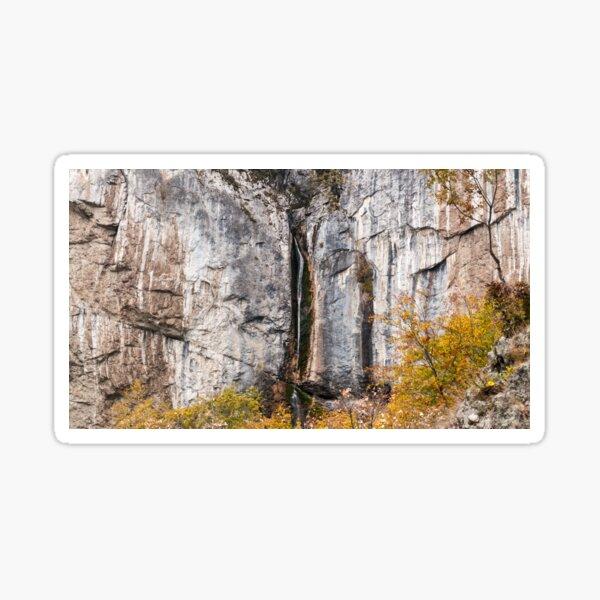 The Waterfall Sticker