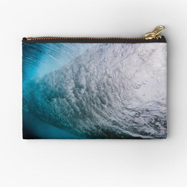 Breaking wave Zipper Pouch