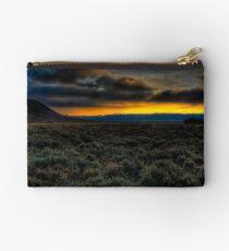 Levisham Sunset, North Yorkshire Studio Pouch