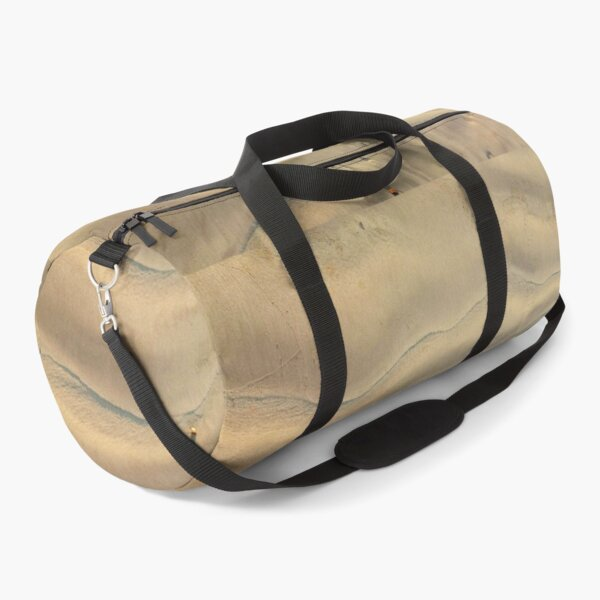 Ripples in the Sand Duffle Bag