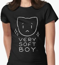 Very Soft Boy Women's Fitted T-Shirt