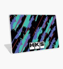 HKS Retro Pattern Laptop Skin
