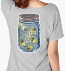 Southern Fried Mason Jar Women's Relaxed Fit T-Shirt