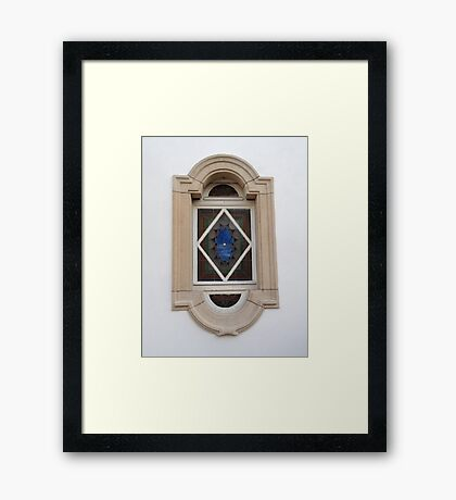 Found in town - 2 Framed Print