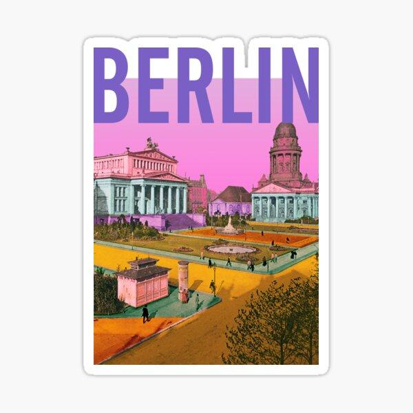 Berlin Gendarmenmarkt Sticker