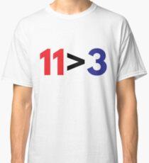 Cardinals vs Cubs (11>3) Classic T-Shirt