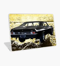 The Gold Standard -  Yenko 1969 Chevy Nova SS Laptop Skin