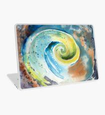 Ammonite Form Laptop Skin