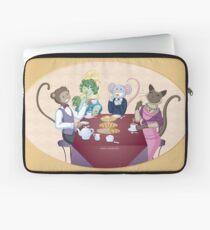 Animal Tea Party Laptop Sleeve