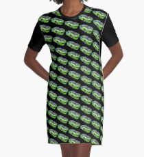 Mitsubishi Eclipse Graphic T-Shirt Dress